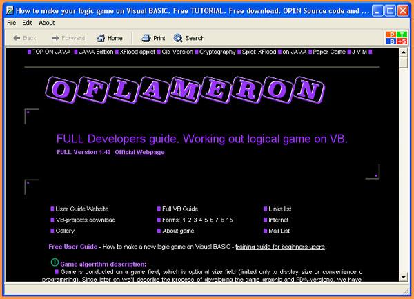 Programming download game in java ebook
